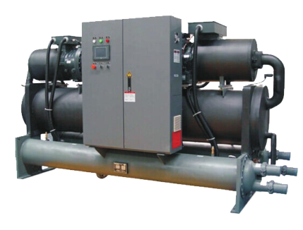 工业用水冷螺杆式冷水机组